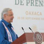 Propone AMLO a EU invertir en programas de desarrollo para resolver fenómeno migratorio