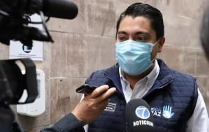Jorge Arias Hernández informó que actualmente se están trabajando en los últimos detalles del Tercer Informe de Gobierno