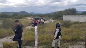 Federico Arturo Garza Herrera, informó avances de las investigaciones sobre la localización de las 23 personas privadas de su libertad