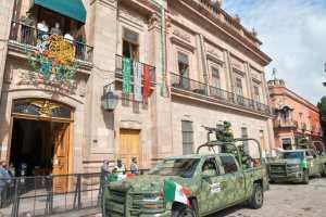 Encabezar la ceremonia de aniversario de la independencia de México siempre es un honor, ya que esta festividad, arraigada en la identidad: JMCL