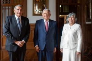 María Estela Ríos Gonzáles llega a la Consejería jurídica del Ejecutivo Federal