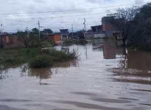 La Comisión Nacional del Agua reportó que tres presas dentro de San Luis Potosí ya sobrepasaron el 100 por cierto de su capacidad