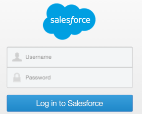 Salesforce login, login.salesforce.com