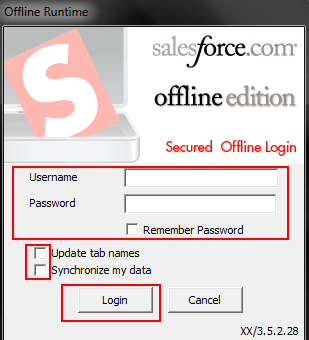 How to Connect Force.com Work Offline - Salesforce Tutorials