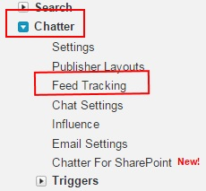 Tracking Feeds For Goals in Salesforce.com