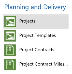 Project Service Automation for CRM - Planning and Delivery - CRM ...