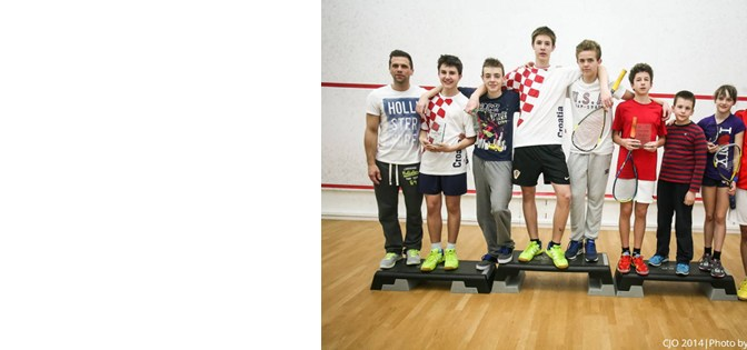 Završen Croatian Junior Open 2014!