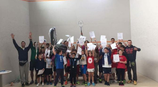 2. start fun junior squash open