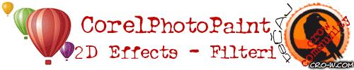 corel photopaint effects filter