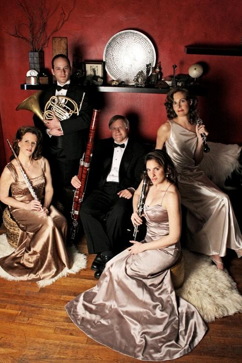 Sylvan Winds in concert March 13 2008