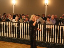 Meri M. at Concert
