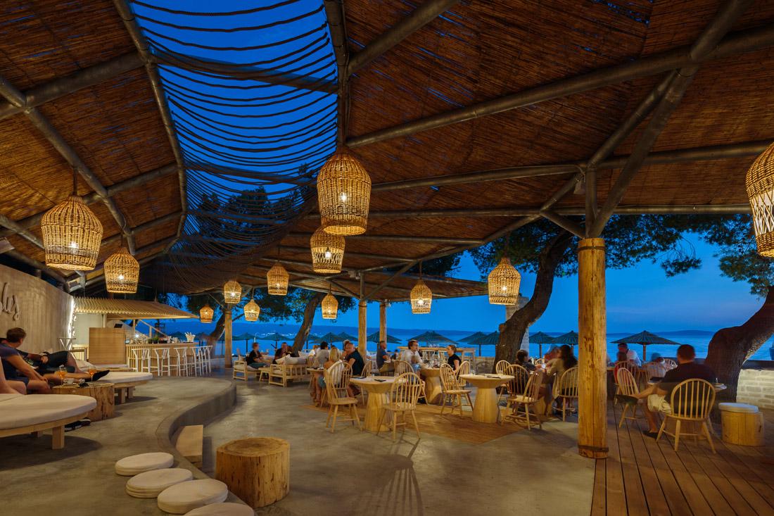 PHOTO Gooshter  New Popular Beach Club in Split