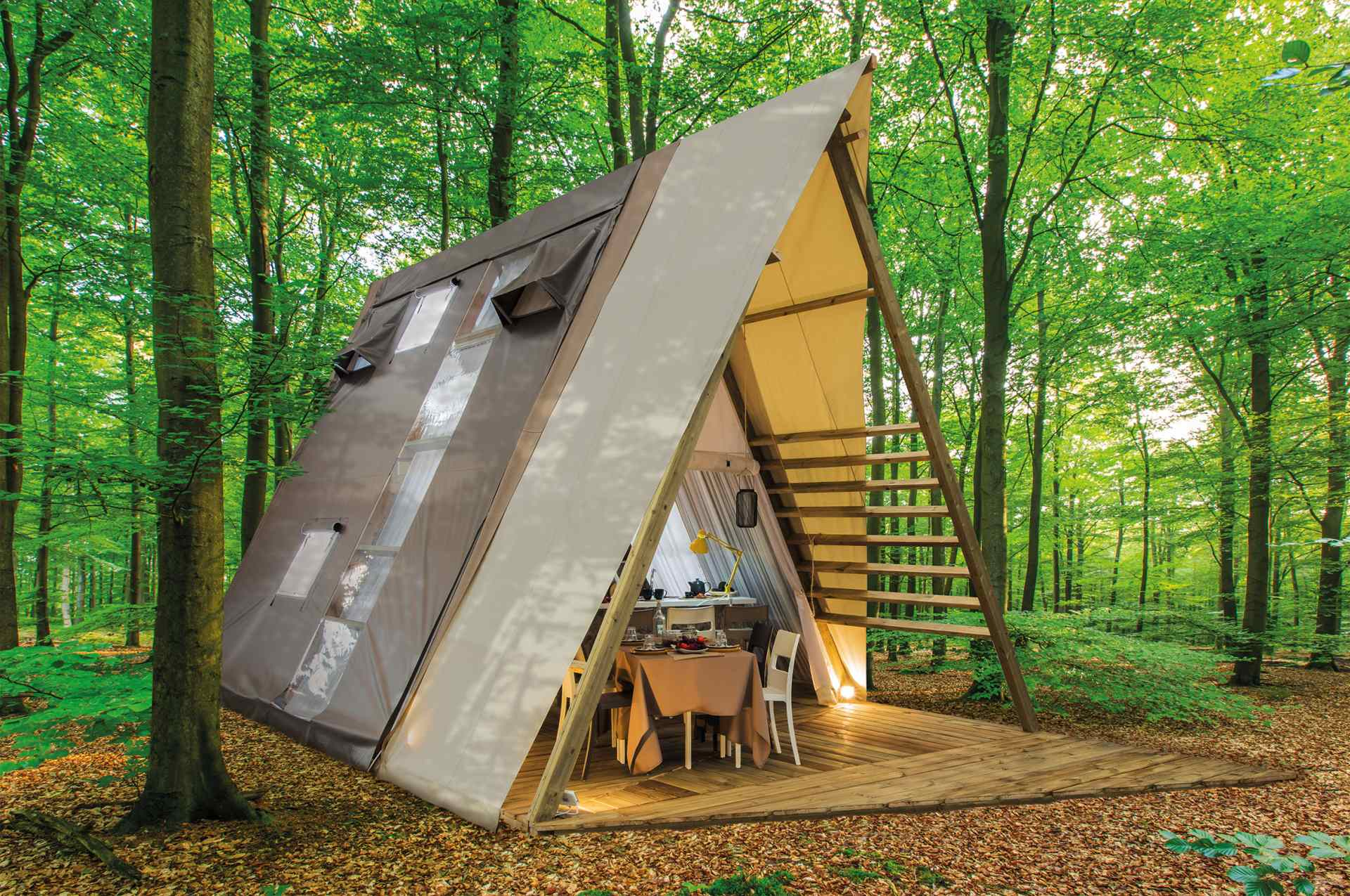 Boutique Luxury Camping Site to Open Near Pula  Croatia Week