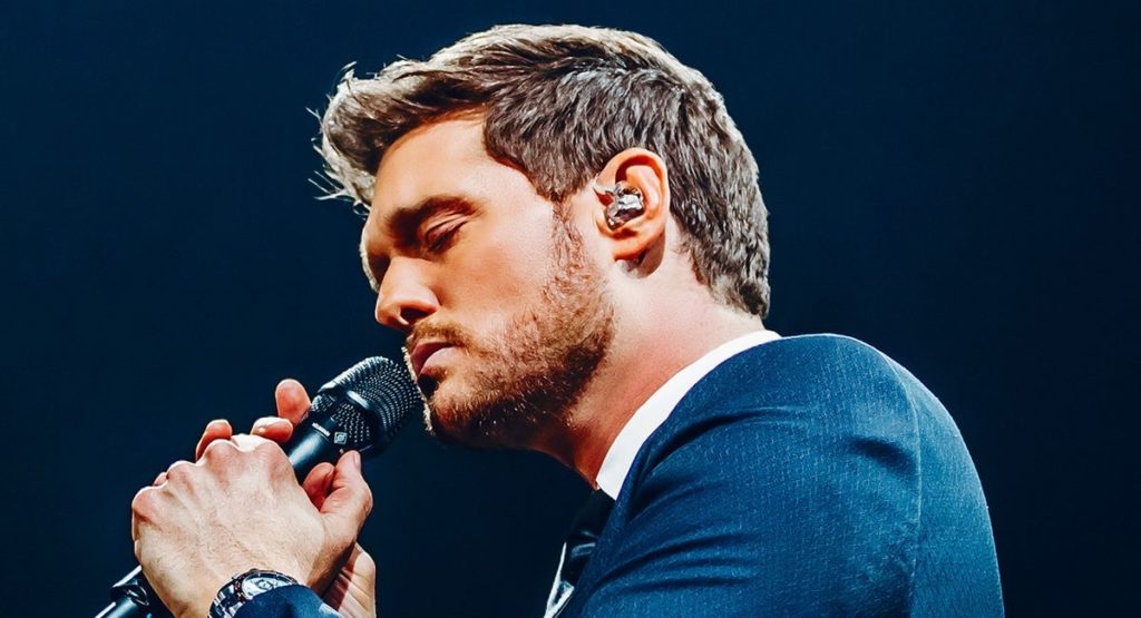 michael bublé returning to