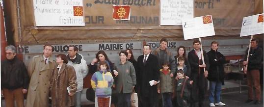 AUTOMNE 1991 À FIN 1992 : L'ORGANISATION DE L'AIDE HUMANITAIRE