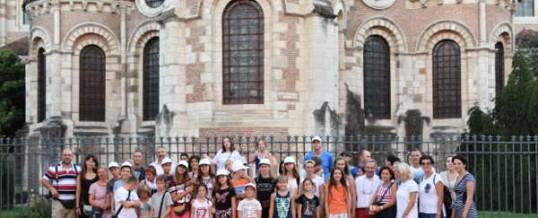 25 AOÛT 2016 : VISITE DES COLLÉGIENS DE SAMOBOR