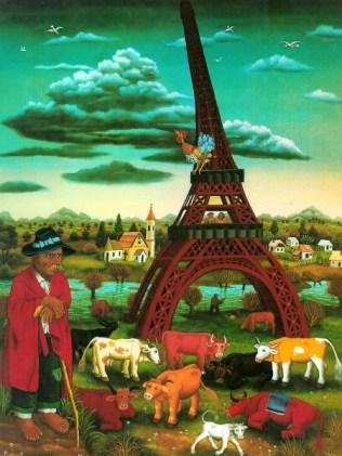 Ivan Generalić / Tour Eiffel