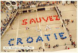 ÉTÉ 1991 : LE DÉBUT DE L'AGRESSION CONTRE LA CROATIE
