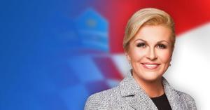 La Présidente de la République de Croatie