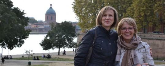 13, 14 ET 15 OCTOBRE 2015 : VISITE DE PROFESSEURS CROATES À VILLEFRANCHE-DE-ROUERGUE ET À TOULOUSE EN VUE D'UN PROGRAMME ERASMUS
