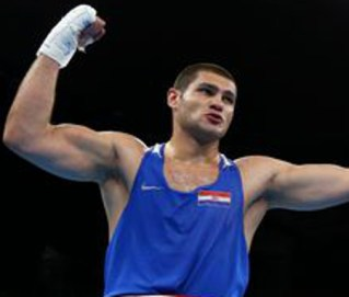 Filip Hrgovic MEDAILLE DE BRONZE en boxe