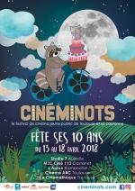 FESTIVAL CINÉMINOTS À TOULOUSE DU 13 AU 18 AVRIL 2018
