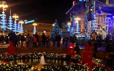 Zagreb, ville primée pour Noël