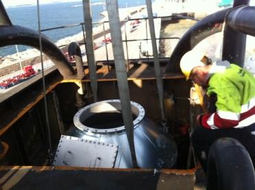 Marine Exhaust Gas Scrubber