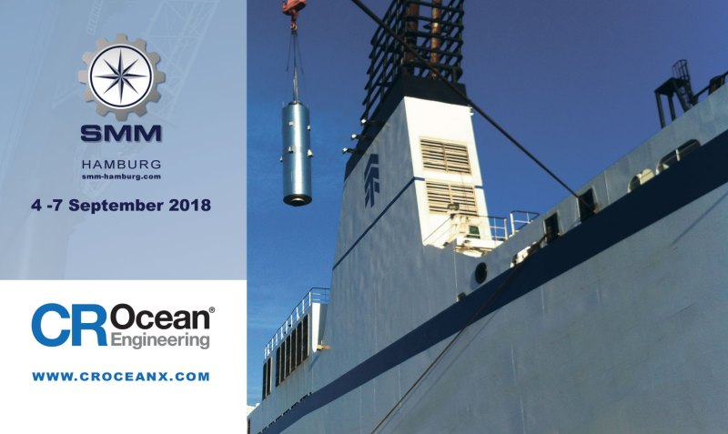 CR Ocean Engineering at SMM