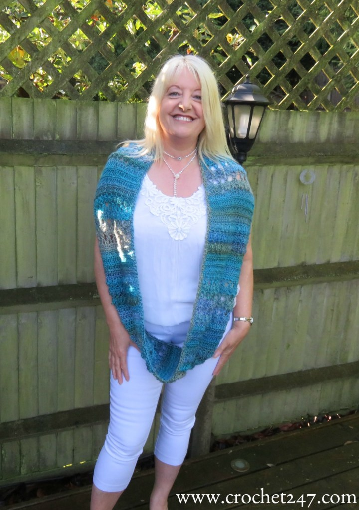 Unforgettable Hazel Cowl a free crochet pattern from Crochet247