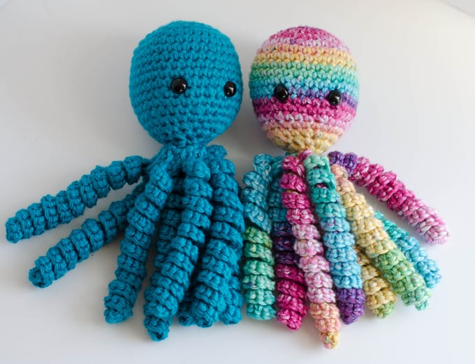 Crochet An Octopus For Preemies