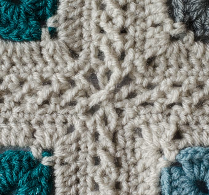 Happily Ever Afghan - Crochet a Flat Braid Join