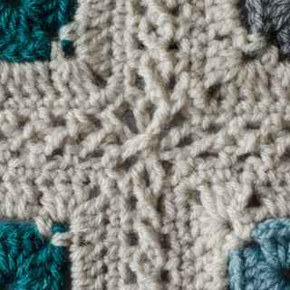 Happily Ever Afghan – Crochet a Flat Braid Join