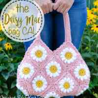Daisy Mae Crochet Bag Crochet Along