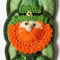 Crochet Leprechaun