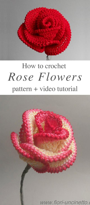 Poinsettia Crochet Pattern Looking