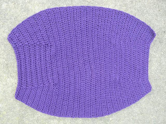 crochet purse crochet fat bag