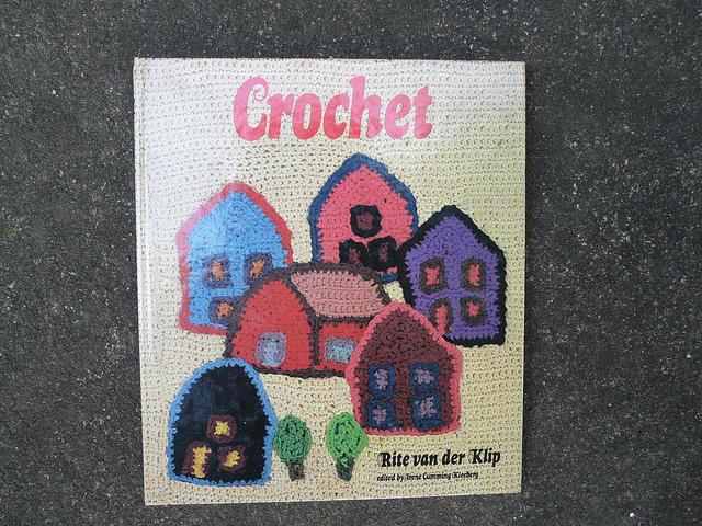 An excellent crochet book