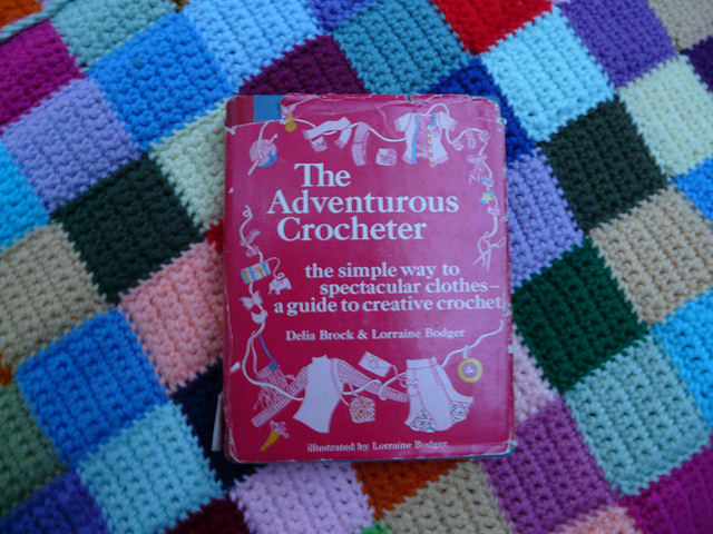 the adventurous crocheter crochet book