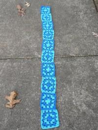 2012 Special Olympics scarf project - Crochetbug