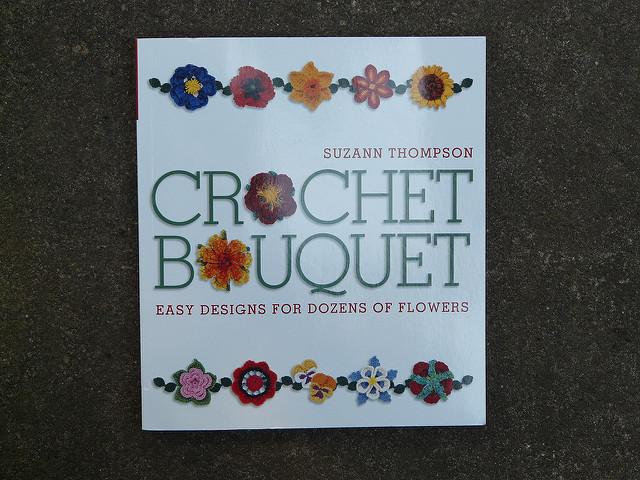 crochet bouquet crochet book