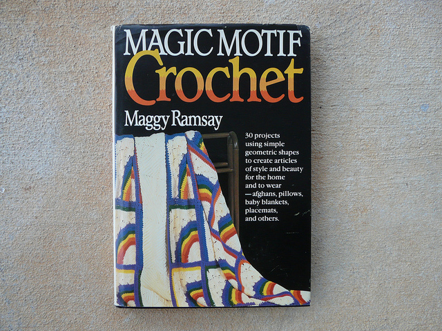 magic motif crochet