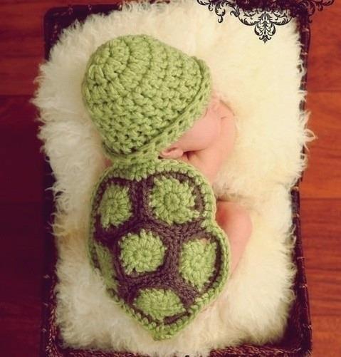 newborn crochet outfit