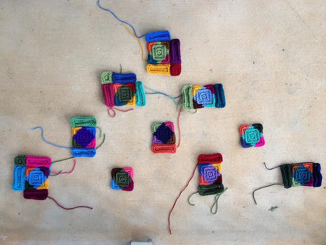 crochetbug, textured crochet squares, textured crochet rectangles, textured crochet motifs, textured crochet blanket, textured crochet quilt