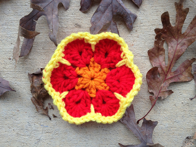 crochetbug, crochet meditation, crochet flower, crochet hexagon, crochet hexagons, crochet flower, crochet meditation
