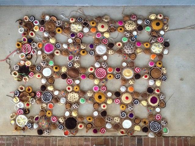 five more future crochet cookie motifs