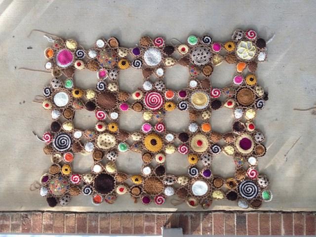Crochet cookies crochet blanket, crochetbug, amigurumi cookies, crochet circles, crochet blanket, crochet afghan, crochet throw