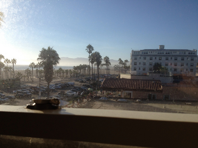 View of Venice Beach