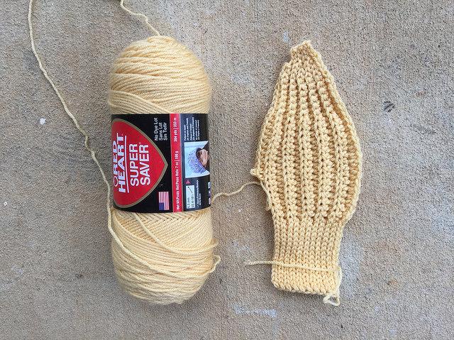 future ribbed stitch crochet hat