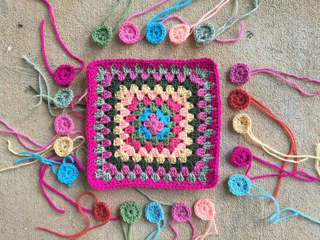 granny squares crochet squares crochet bag